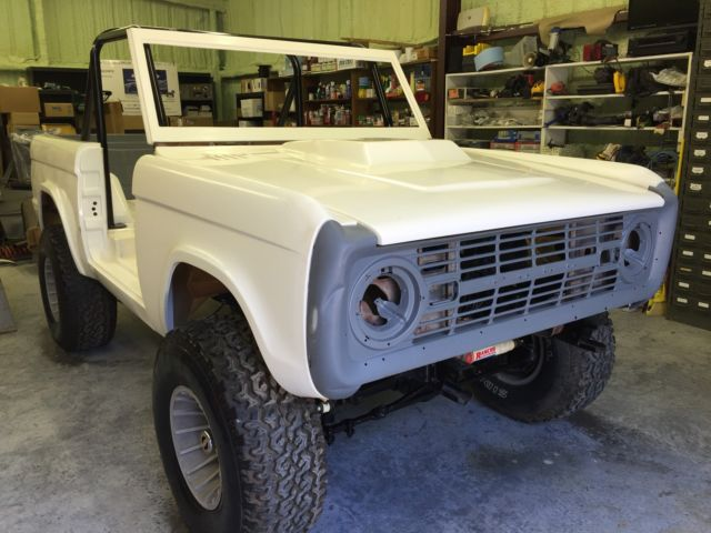 66-77 Ford Bronco Custom 4x4, lifted, new body, chassis ...