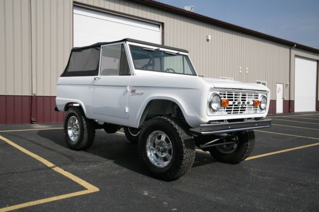 66-77 Ford Bronco Custom Builds