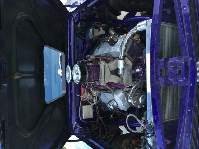 66 Chevelle prostreet big block nitrous - Classic Chevrolet