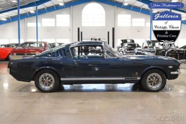 Mustang Gt Fastback K Code Speed Manual Ci Hp High Performance on 1966 Mustang Vin Location
