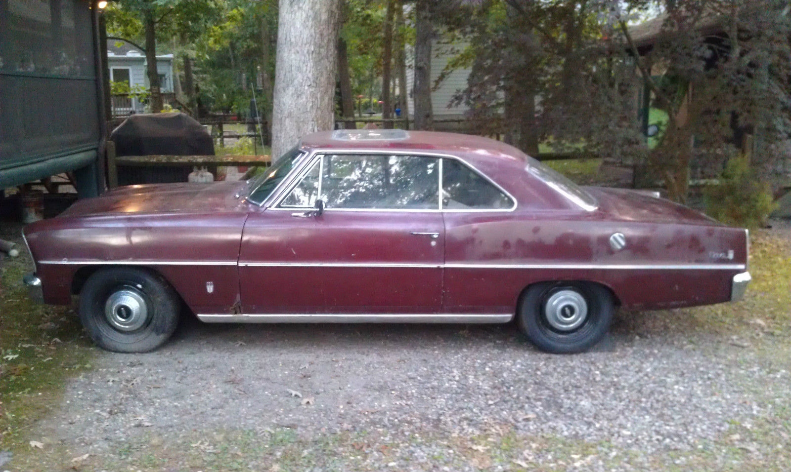 66 Nova L79 Replica Project Wow 15 Picts Added Classic Chevrolet Nova 1966 For Sale