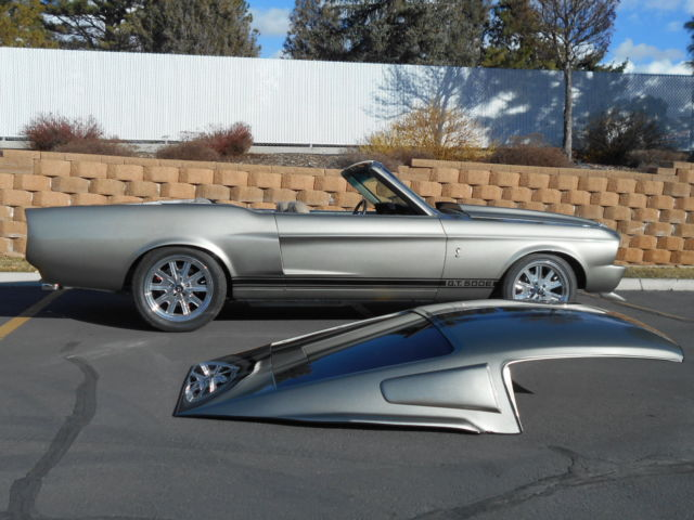 67 68 Shelby Mustang Convertible Roadster Eleanor Colors