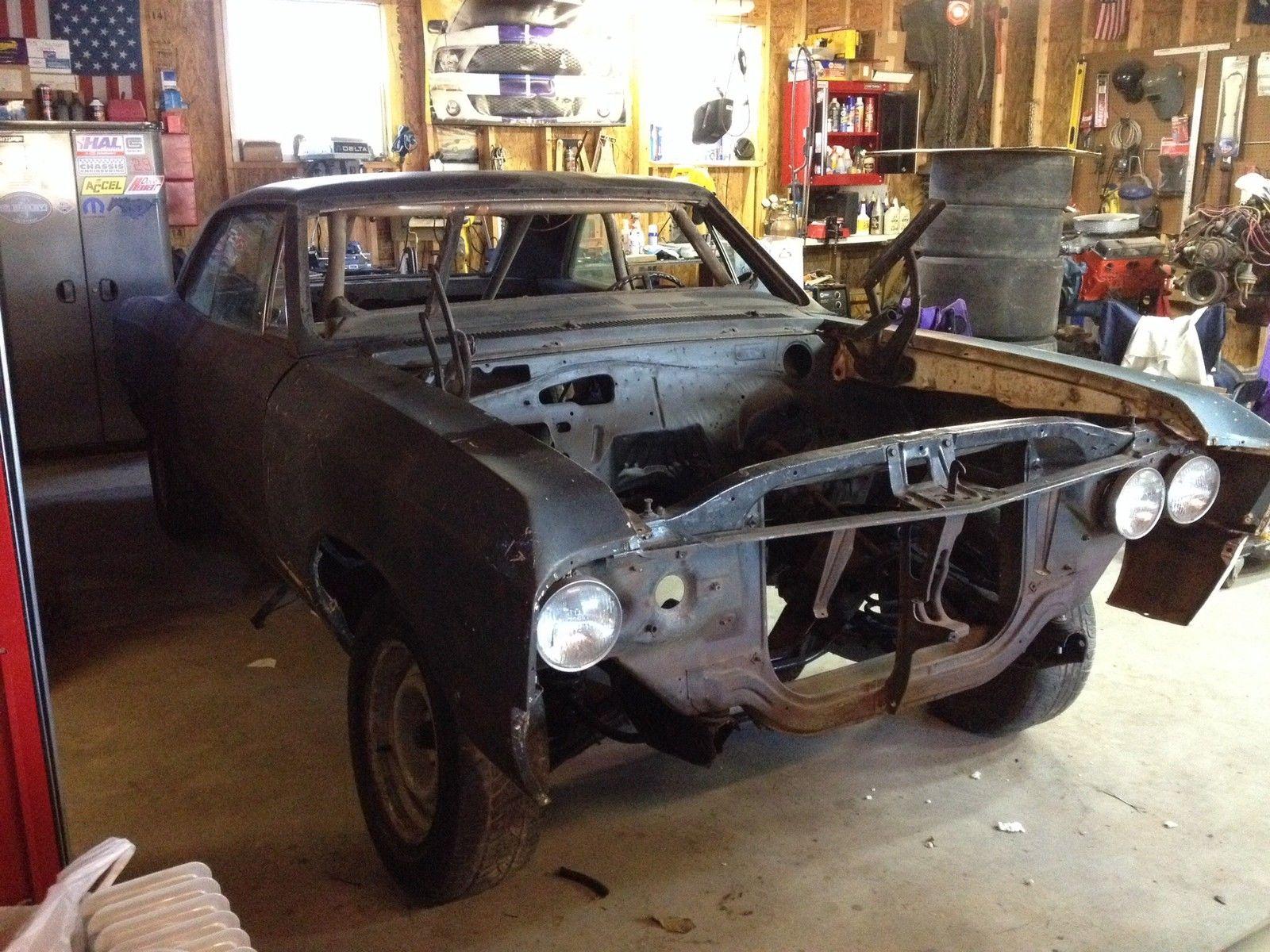 67 Chevelle Malibu (Project Car) - Classic Chevrolet Chevelle 1967 ...