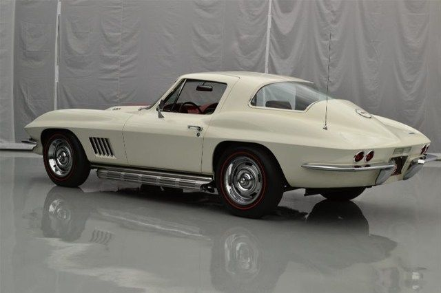 67 Corvette Stingray Coupe Big Block L71 427ci 435hp M21