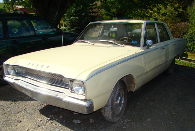 Used Cars For Sale In New Orleans By Owner ... miles, original upholstery. - Classic Dodge Dart 1967 for sale