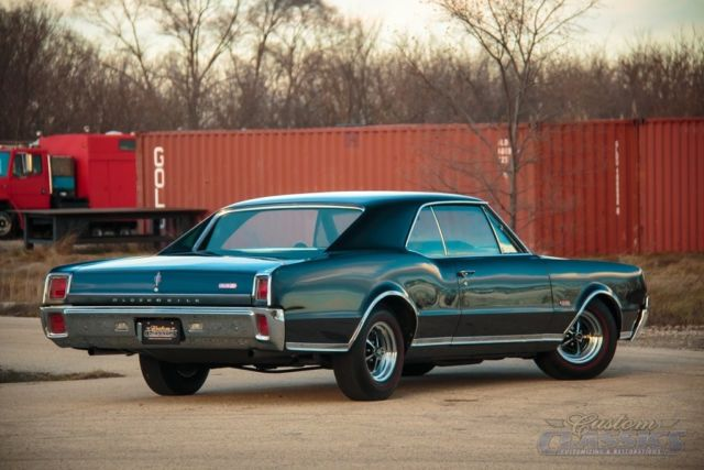 67 Olds Cutlass Supreme 442 Highly Optioned S