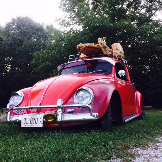 1967 Vw Beetle Show Car For Sale Oldbug Com: 67 VW Beetle- Willwood Disc Brakes, Full Front Beam