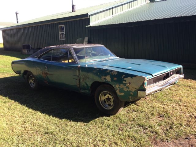 68 Dodge Charger No Reserve 70 69 1969 1970 General