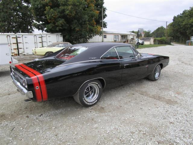 68 dodge charger r t 768hp 572 c i hemi auto frame up restoration nice classic dodge. Black Bedroom Furniture Sets. Home Design Ideas