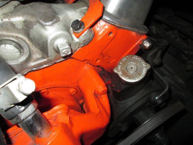 69 Camaro Z28 DZ302 Running Rebuilt Engine V1113DZ