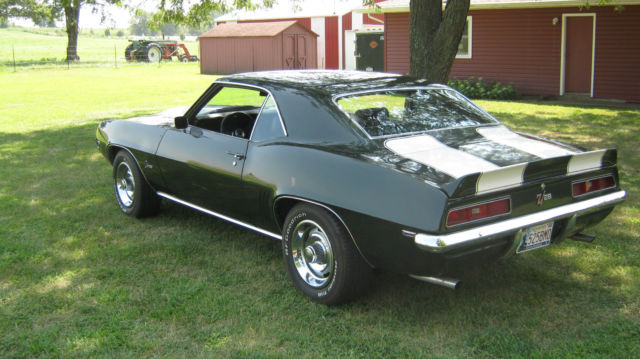 69 camaro z28 survivor 37k miles certified by jerry macneish classic chevrolet camaro 1969. Black Bedroom Furniture Sets. Home Design Ideas