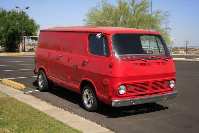 69 Chevy G10 Van Classic Chevrolet G20 Van 1969 For Sale