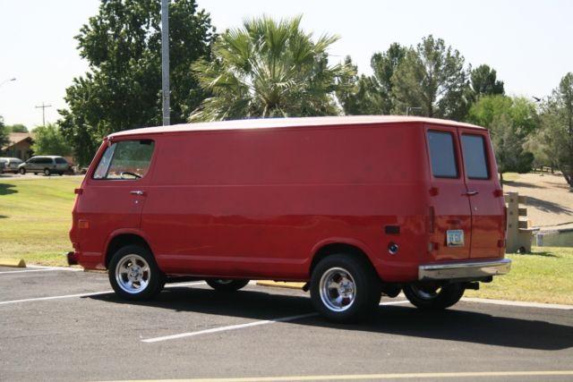 Chevy G Van