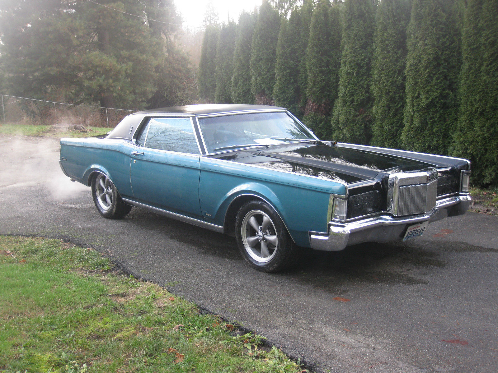 69 Lincoln Continental Mark Iii Rebuilt Motor And Trans