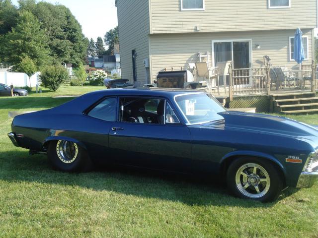 70 Nova Pro Street Classic Chevrolet Nova 1970 For Sale