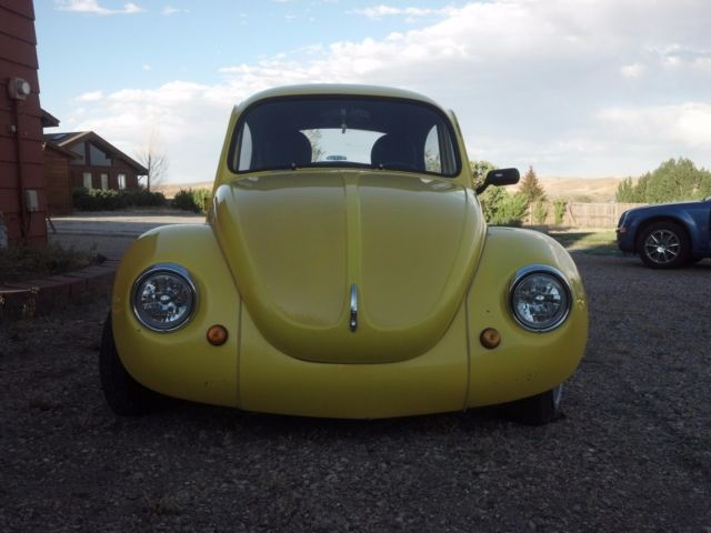 71 Super Beetle Custom Rod- Not JUST a Bug! - Classic Volkswagen Beetle - Classic 1971 for sale