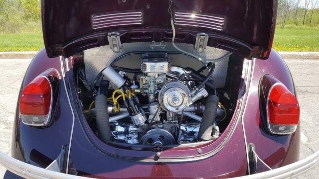 71 vw super beetle frame off restoration new engine classic volkswagen beetle classic. Black Bedroom Furniture Sets. Home Design Ideas