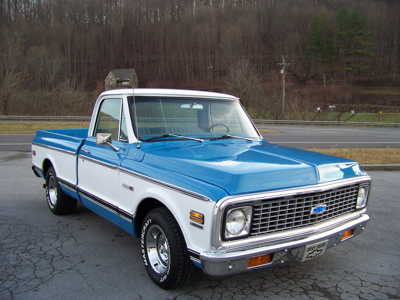 72 chevrolet c10 short bed 350 automatic very nice classic chevrolet c 10 1972 for sale. Black Bedroom Furniture Sets. Home Design Ideas