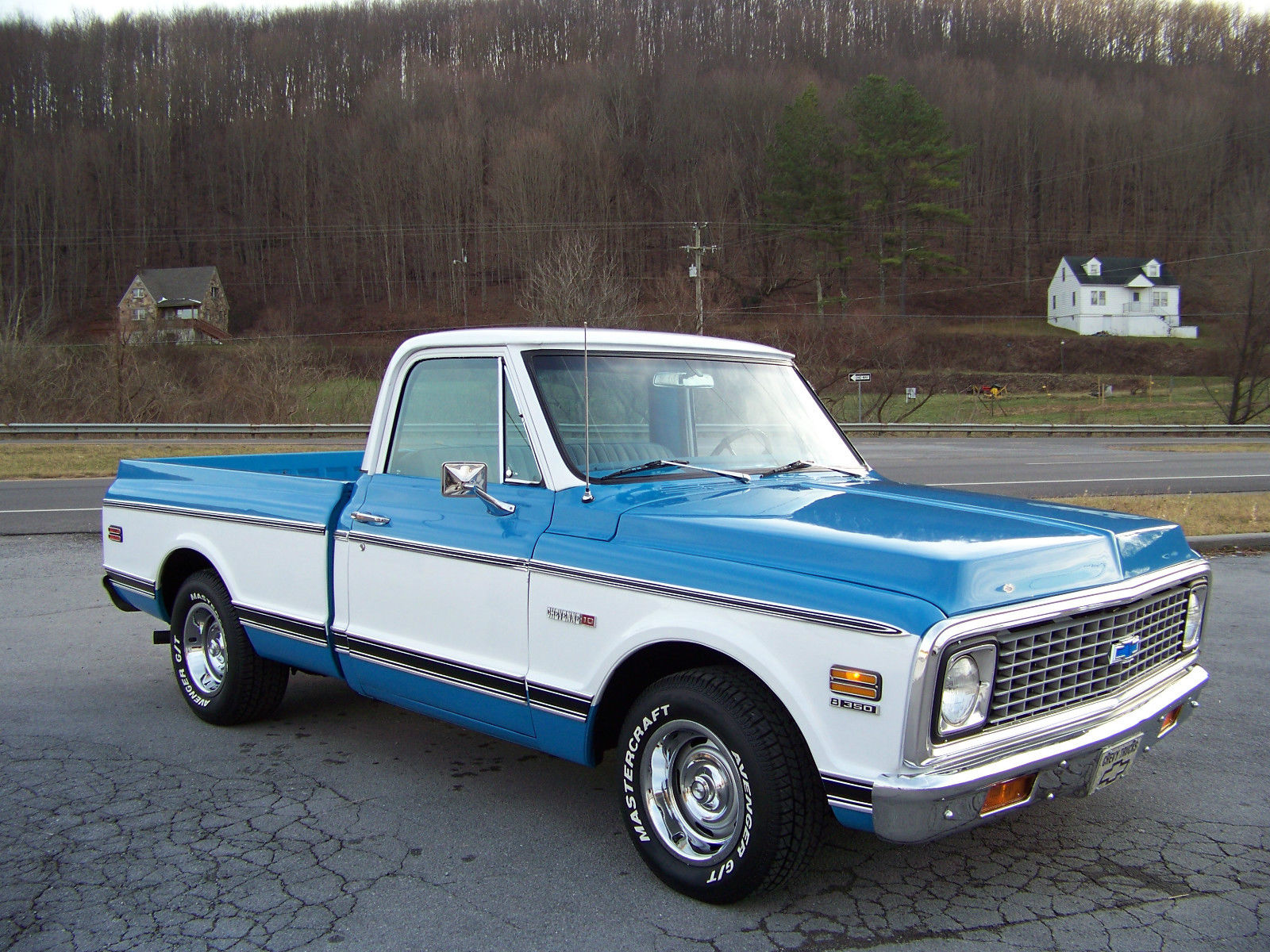 Watch additionally 15868 72 Chevrolet C10 Short Bed 350 Automatic Very Nice together with 67 frame dimensions together with 1977 CHEVROLET SILVERADO 10 181123 further 1972 Chevrolet C10 Super Cheyenne. on 1972 chevy truck c 10 new