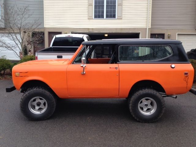 72 scout ii 4x4 auto transmission convertible classic international harvester scout 1972 for sale. Black Bedroom Furniture Sets. Home Design Ideas