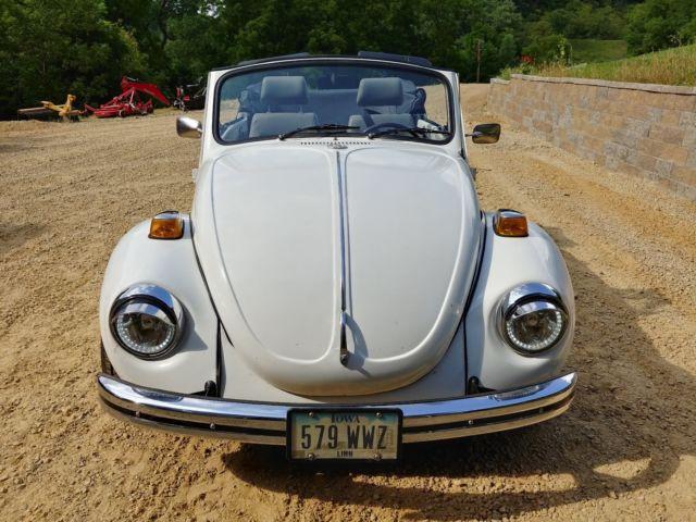 72 Vw Super Beetle Convertible