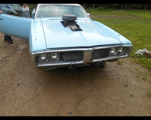 73 Dodge Charger Overhauled 440 Motor W Bds