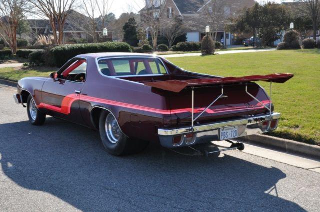 El Caminochevelle Ss Blown Pro Streetpro Touring Streetstrip Show Car