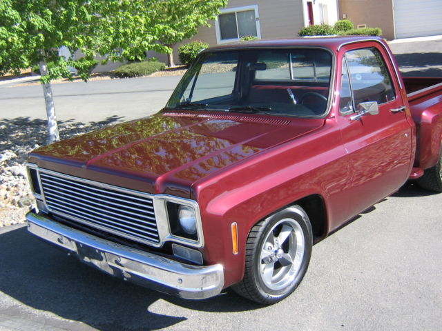 Used Cars Carson City >> 75 76 77 78 1977 C10 Chevy Stepside Scottsdale Pickup West ...