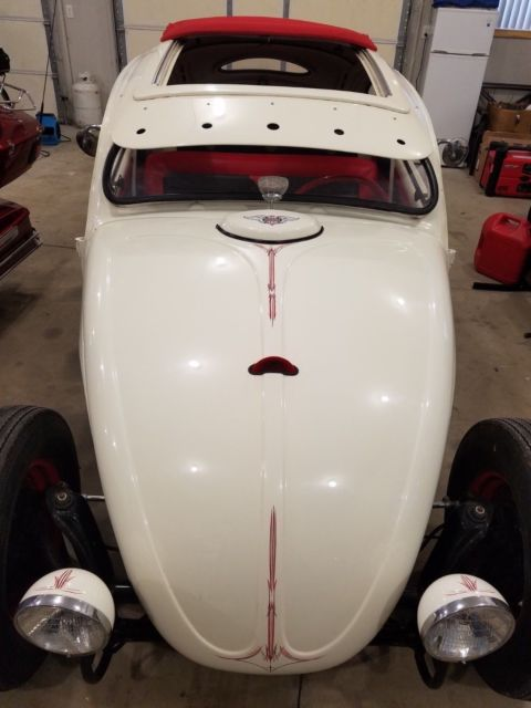 77 Beetle Chopped And Stretched Front Suspension Classic