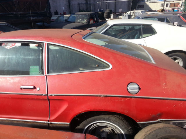 1978 Ford Mustang Mach 1 For Sale