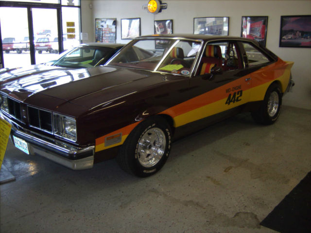 Olds faq 442 autos post for 1978 oldsmobile cutlass salon