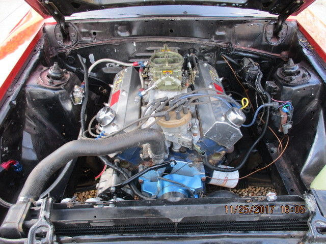 Ford Fairmont Drag Car Fox Body Mustang Undercarrage
