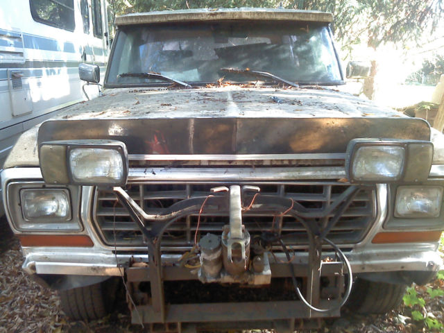 79 xlt ranger 4x4 with custom interior brown and tan classic ford bronco 1979 for sale. Black Bedroom Furniture Sets. Home Design Ideas
