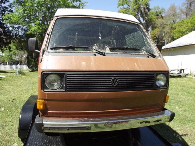 80 Volkswagen Westfalia - Classic Volkswagen Bus/Vanagon ...