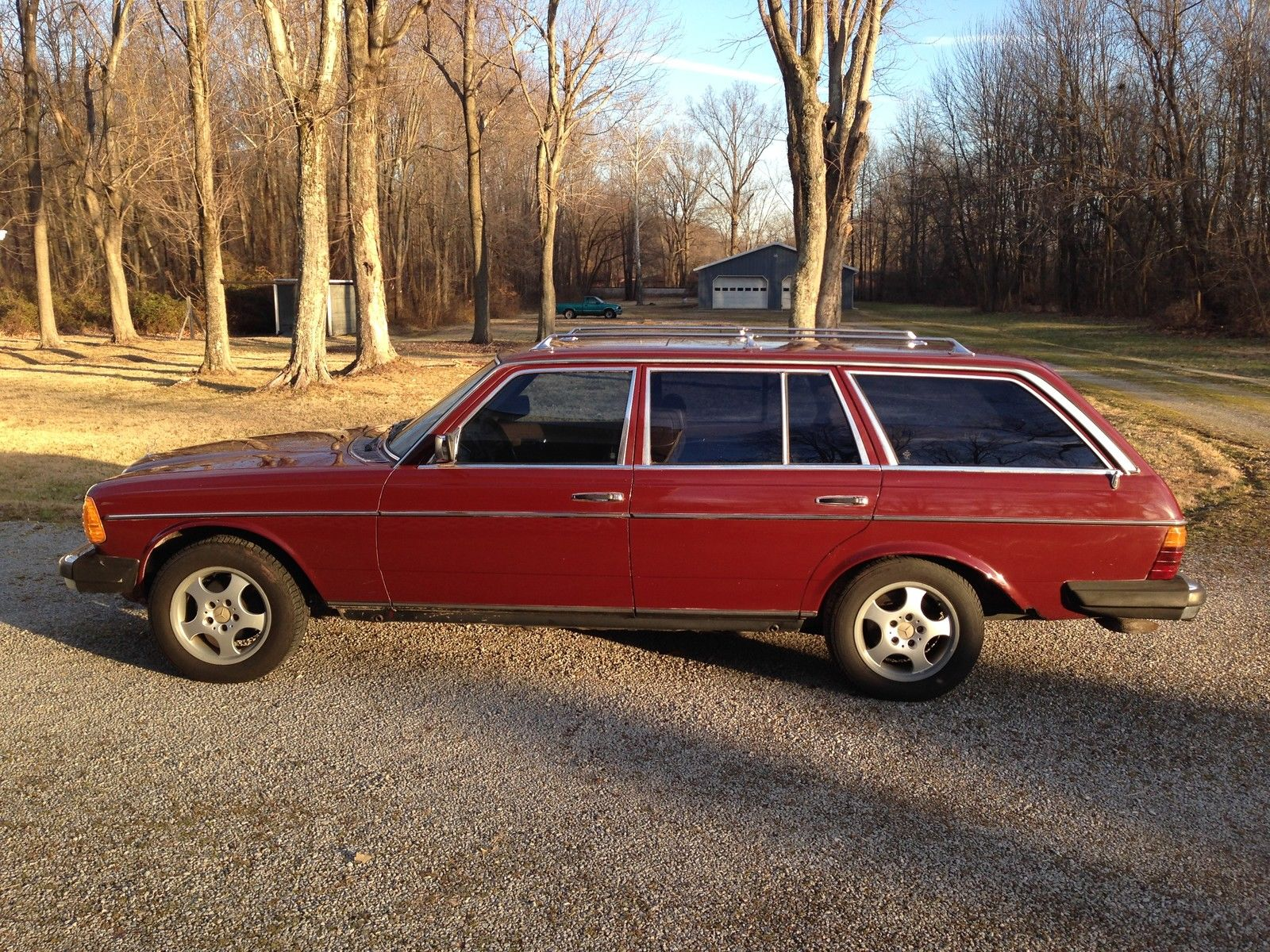 82 mercedes 300 tdt wagon diesel classic mercedes benz for Mercedes benz diesel wagon