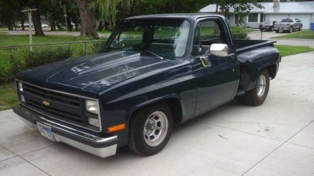 85 chevy c 10 pickup truck 2 door 350 v8 automatic rwd for 10 door truck