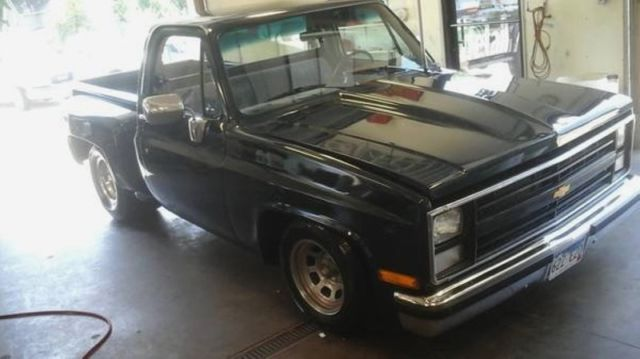 85 Chevy C 10 Pickup Truck 2 Door 350 V8 Automatic Rwd