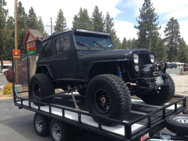 86 Jeep Cj7 Rock Crawler Classic Jeep Cj 1986 For Sale