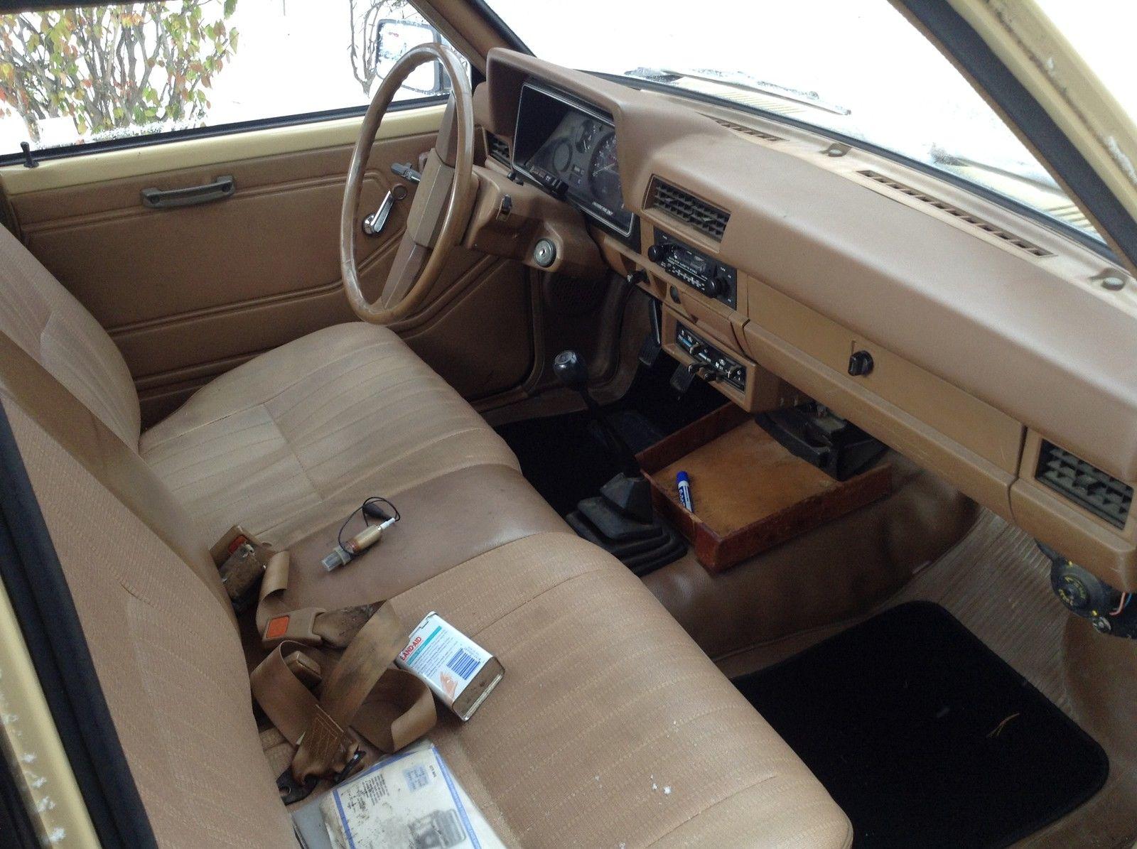86 Nissan 720 pickup mini truck original classic survivor ...
