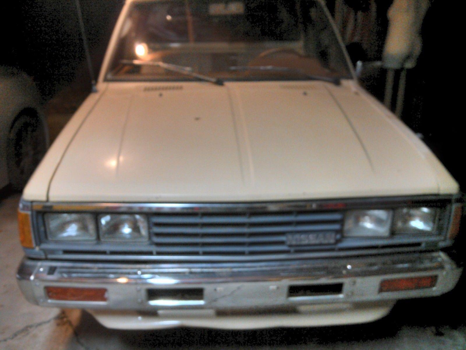 Nissan Santa Maria >> 86 Nissan 720 pickup mini truck original classic survivor ...