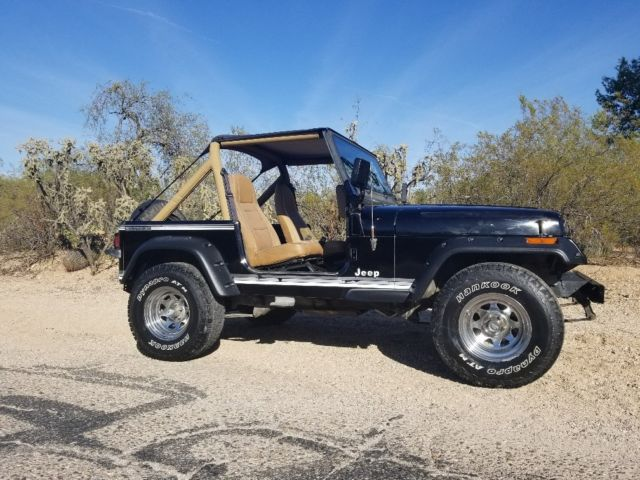 Emissions Testing Tucson >> 88 Jeep Wrangler YJ SUPER CLEAN ! - Classic Jeep Wrangler 1988 for sale