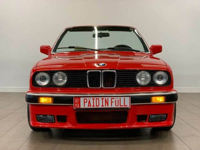 89 bmw e30 325ic automatic customized fresh paint. Black Bedroom Furniture Sets. Home Design Ideas