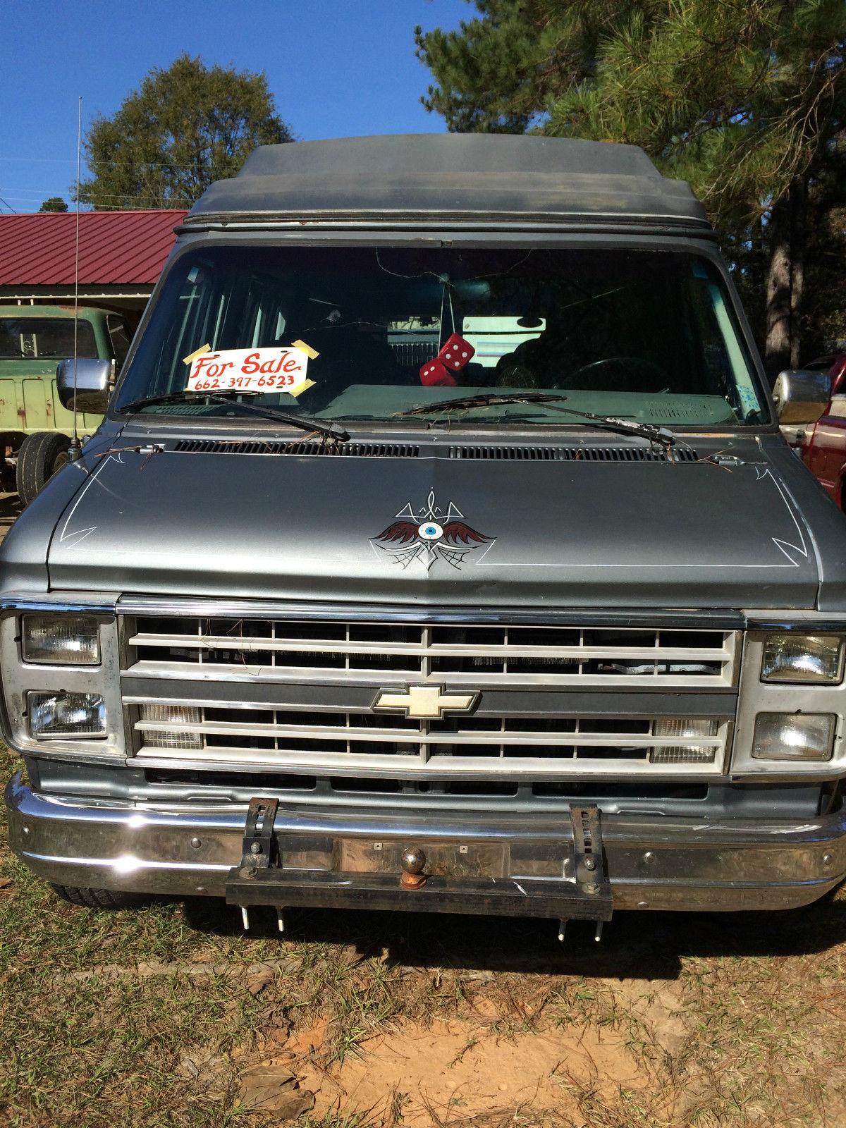 Chevy Jayco Conversion Van