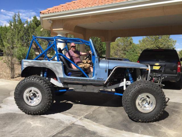 Jeep Wrangler Rock Crawlerdaily Driver on 1989 Jeep Wrangler 4 2 Engine