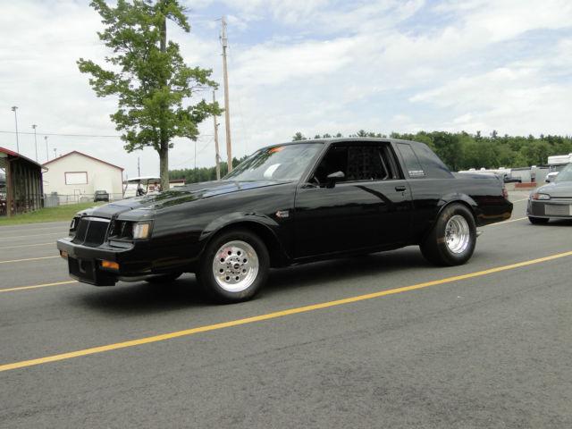 9 second 1986 grand national twin turbo street car. Black Bedroom Furniture Sets. Home Design Ideas