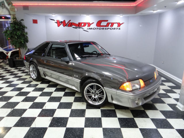 91 ford mustang gt 5 0 stock only 38k miles cobra wheels. Black Bedroom Furniture Sets. Home Design Ideas