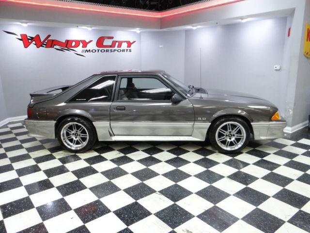 91 Ford Mustang Gt 5 0 Stock Only 38k Miles Cobra Wheels
