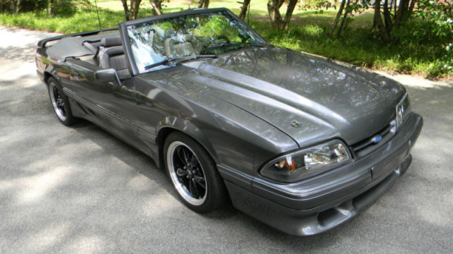 91 Mustang Gt >> 91 Ford Mustang Gt Convertible Classic Ford Mustang 1991