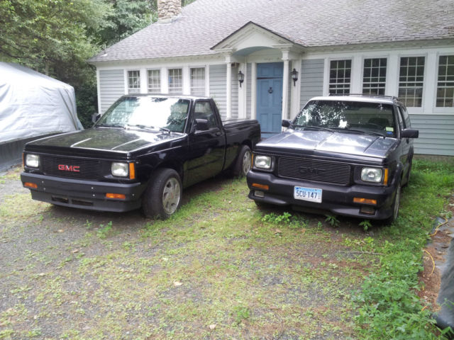 92 Gmc Typhoon And 91 Gmc Syclone With Extras Classic