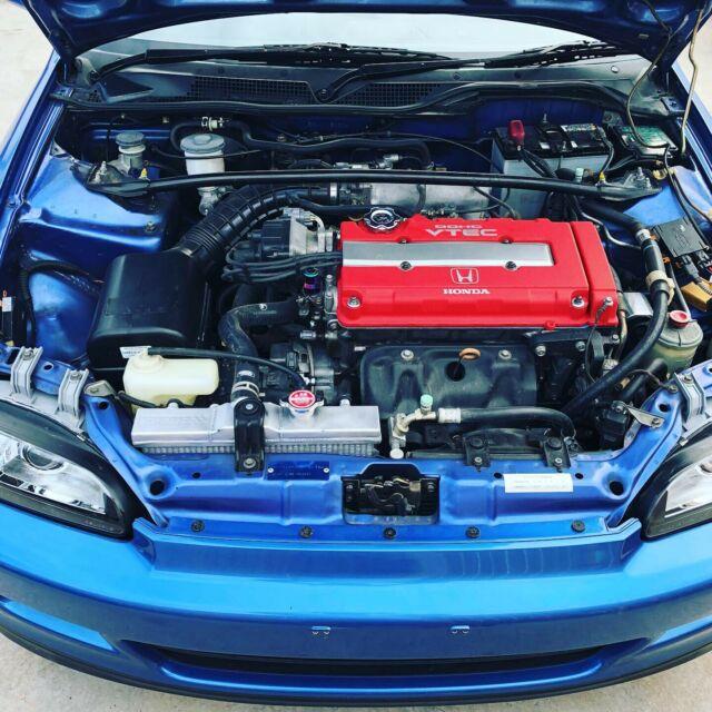 92 Honda Civic Rhd EG Hatchback Real B16 Sir
